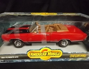 AmMuscle 7248     --     1969 Plymouth GTX   1:18