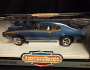AmMuscle 7777     --     1969 Pontiac GTO Judge    1:18