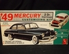 AMT 02-349   --     '49 Mercury 2 Door Club Coupe  3'n1  1:25