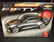 AMT 1035   --     2017 Camaro Fifty   1:25