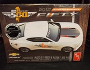 AMT 1059     --     'Indy 500 May 29th 2016'  2017 Camaro Fifty  1:25