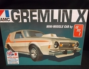 AMT 1077/12    --     AMC Gremlin X Mini-Muscle Car 3'n1    1:25