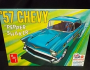 "AMT 1079     --     ""Pepper Shaker""   '57 Chevy  1:25"