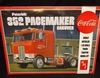 AMT 1090/06      --      'Coca-Cola' Peterbilt 352 Pacemaker Cabover Truck Tractor    /   Highly Detailed     1:25