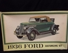 AMT    --   1936 Ford Customizing Kit   1:25