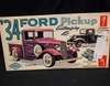AMT 2134   --    1934 Ford Pickup 3'n1 Customizing Kit  1:25