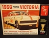 AMT 2156     --     1956 Ford Victoria 3'n1   1:25   (1 decal missing)