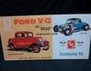 "AMT 232     --       1932 Ford V-8 the ""Deuce""   3'n1 Customizing Kit  1:25"