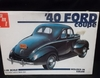 AMT 2400   --    '40 Ford Coupe     1:25