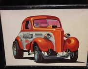 """AMT 2637    --     """"The Original Stovebolt""""    1937 Chevy Coupe  1:25"""
