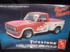 AMT 2702   --   'Firestone' Ford Courier Mini-Pickup  1:25