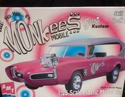 AMT 30259  --   'The Monkees Mobile'  by Barris   1:25