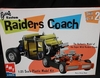 AMT 30261   --    Raiders Coach a Barris Kustom  1:25