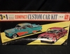 AMT 3060    --    1960 Comet  3'n1 Compact Custom Car Kit   1:25  (rough box)