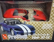 AMT 31216   --   Dodge Viper RT-10  Fully Decorated  1:25