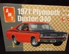 AMT 31232     --     1971 Plymouth Duster 340   1:25