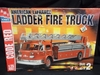AMT 31638   --    American LaFrance Ladder Fire Truck   1:25