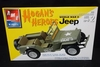 "AMT 31752  --  ""Hogan's Heroes"" World War II Jeep   1:25"