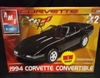 AMT 31826   --    1994 Corvette Convertible  1:25