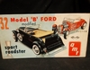 AMT 332     --     1932 Model 'B' Ford 3'n1 Customizing Kit   1:25