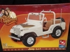 AMT 38371    --     'Daisy's Jeep CJ-7'    Dukes Of Hazzard   1:25