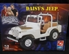 AMT 38371  --    'Daisy's Jeep'   (New) Dukes Of Hazzard  1:25