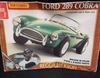 AMT 4182    --   Ford 289 Cobra   Reggie Jackson Collector's Series   1:25