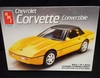 AMT 6076   --   1990 Corvette Convertible  1:25