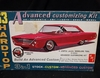AMT 6123-200    --    '63 Ford 500 XL Sports Hardtop 3'n1   1:25