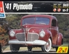 AMT 6184  --   '41 Plymouth  1:25