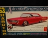 AMT 6223    --    1963 T-Bird Hardtop 3'n1 Customizing Kit   1:25