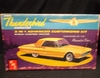 AMT 6224-200   ---   1964 Thunderbird Hardtop 3'n1 Advanced Customizing Kit   1:25