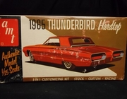 AMT 6225-150    --    1965 Thunderbird Hardtop 3'n1 Customizing Kit   1: