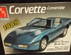 AMT 6266     --       1989 Corvette Convertible  2'n1    1:25