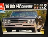 AMT 6275   --    '66 Olds 442     1:25