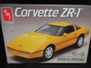 "AMT 6277   --   Corvette ZR-1  ""King Of The Hill""    1:25"