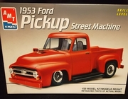AMT 6341     --     1953 Ford Pickup Street Machine   1:25
