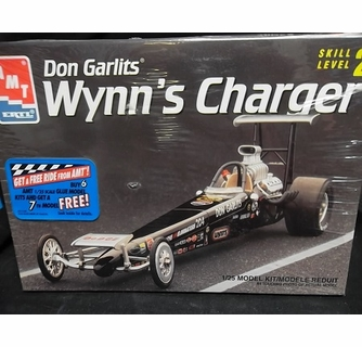 Don Garlits Figure For 1:18 Scale Diecast Model Cars by GMP