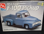 AMT 6487   --    1953 Ford F-100 Pickup   1:25