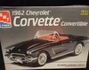 AMT 6489     --    1962 Corvette Convertible   1:25