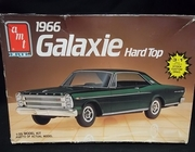 AMT 6517    --    1966 Galaxie Hardtop  3'n1   1:25  (bad decals)