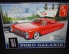 AMT 652/12   --    '61 Ford Galaxie  3'n1   1:25