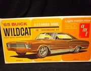 SOLD OUT!!!   AMT 6525    --    1965 Buick Wildcat 3'n1   1:25