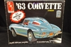 AMT 6550    --    '63 Corvette Stingray   1:25