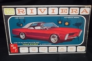 SOLD OUT!!!     AMT 6555    --     '65 Buick Riviera  3'n1    1:25