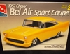 AMT 6563     --      1957 Chevy Bel Air Sport Coupe  3'n1     1:25