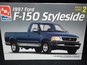 AMT 6803   --   1997 Ford F-150 Styleside  1:25