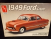 AMT 6805     --     1949 Ford Coupe 2'n1   1:25
