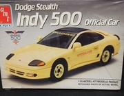 AMT 6806   --    Dodge Stealth Indy 500 Official Car   1:25