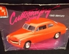 AMT 6830     --     1949  Mercury  Customizing Series   1:25